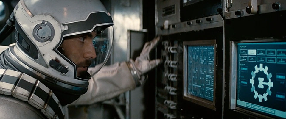 Interstellar UI/UX inspiration: Movies every designer should watch